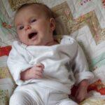 bebe sur quilt chevron
