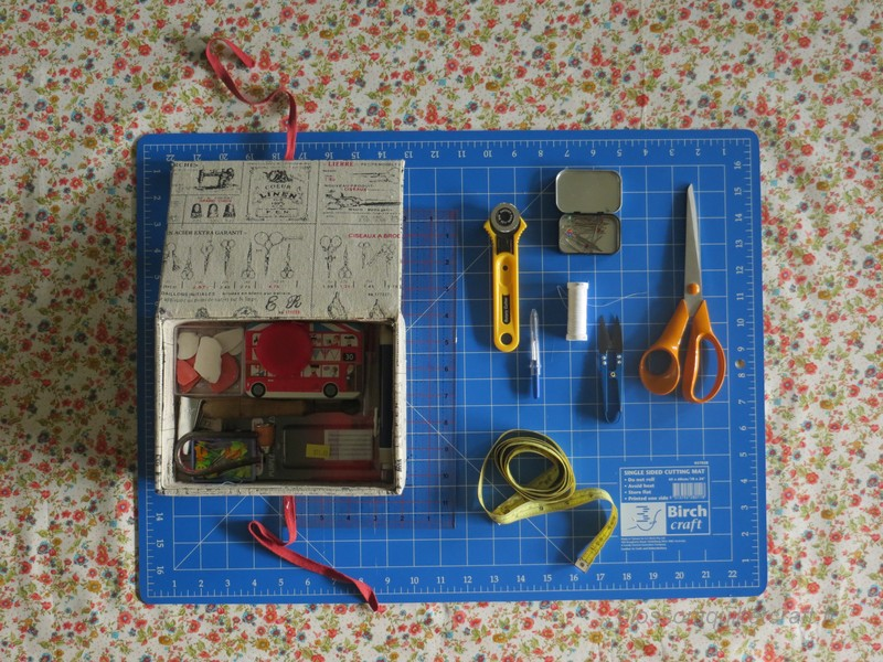 outils patchwork