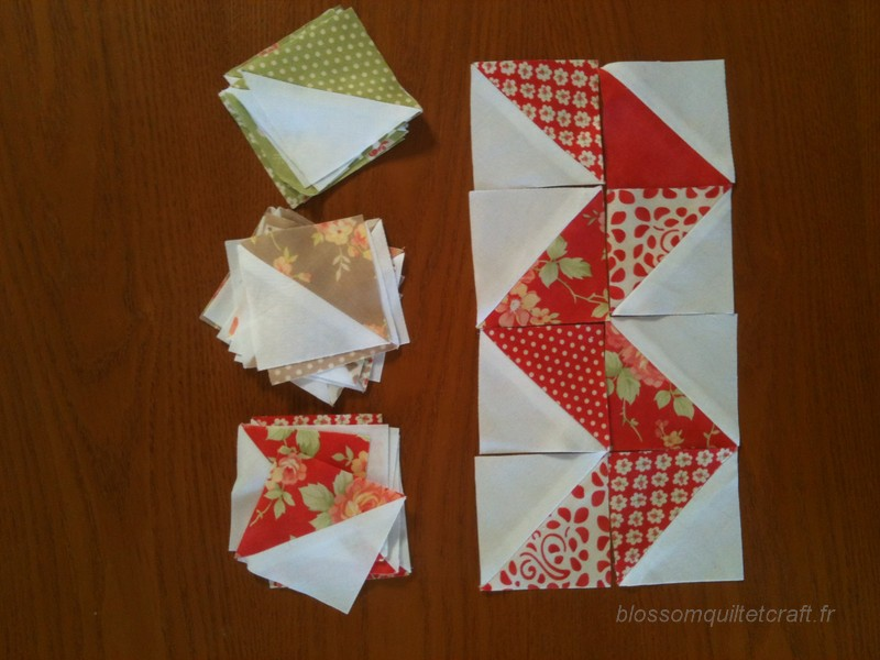 patch triangles rectangles