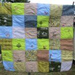 patchwork point de croix