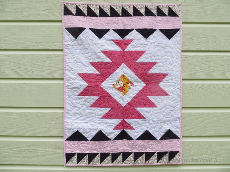 quilt aztec