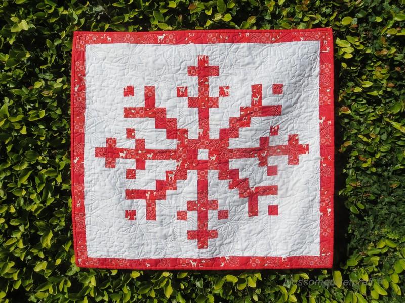 patchwork-flocon