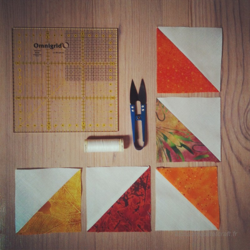 triangles rectangles HST