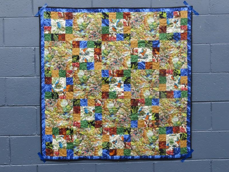 kiwiana quilt