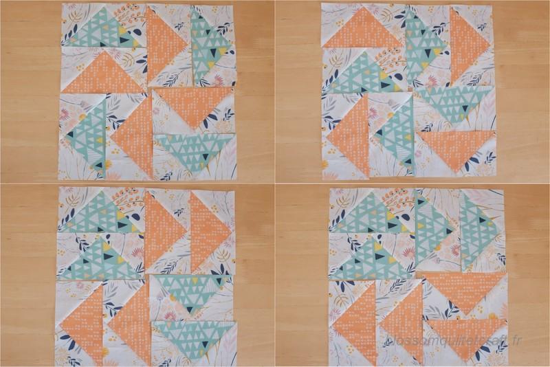 Patch puzzle hollandais
