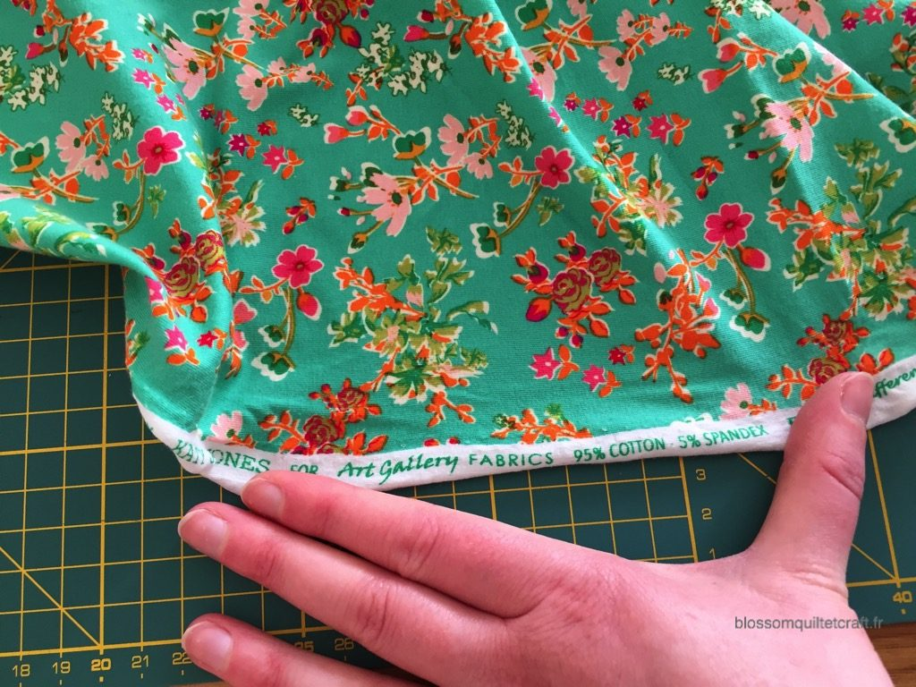 tissu jersey Art Gallery Fabrics