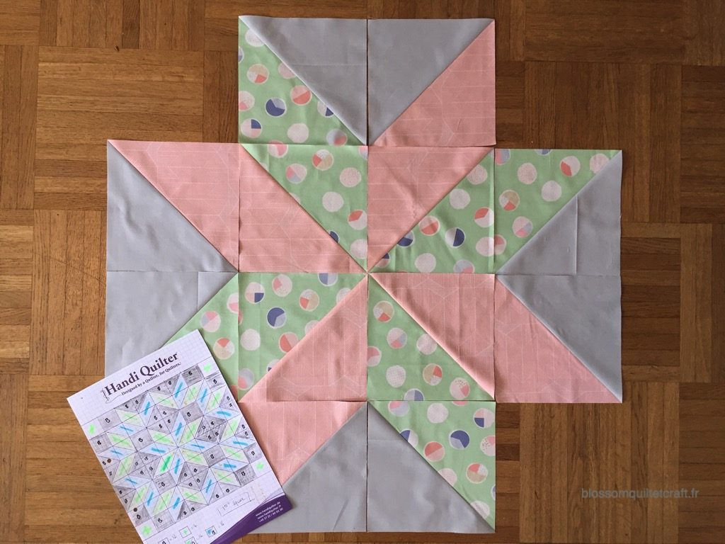 triangle patchwork
