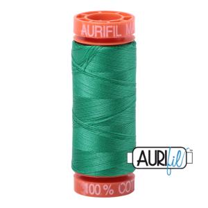 Fils Aurifil Mako 50 Emerald 2865