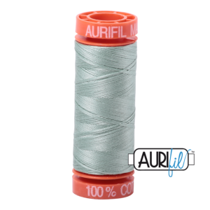 Fils Aurifil Mako 50 Marine Water 5014