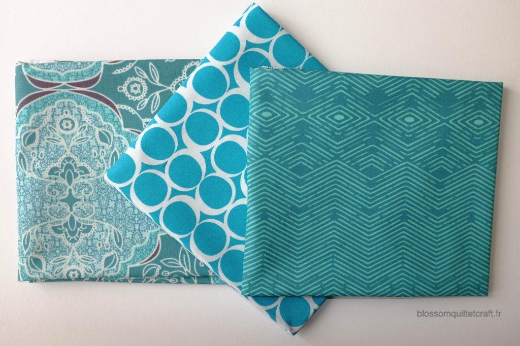 Boite color master 8 tissu pour patchwork