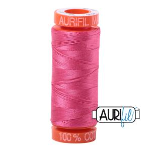 Fils Aurifil Mako 50 Blossom Pink 2530