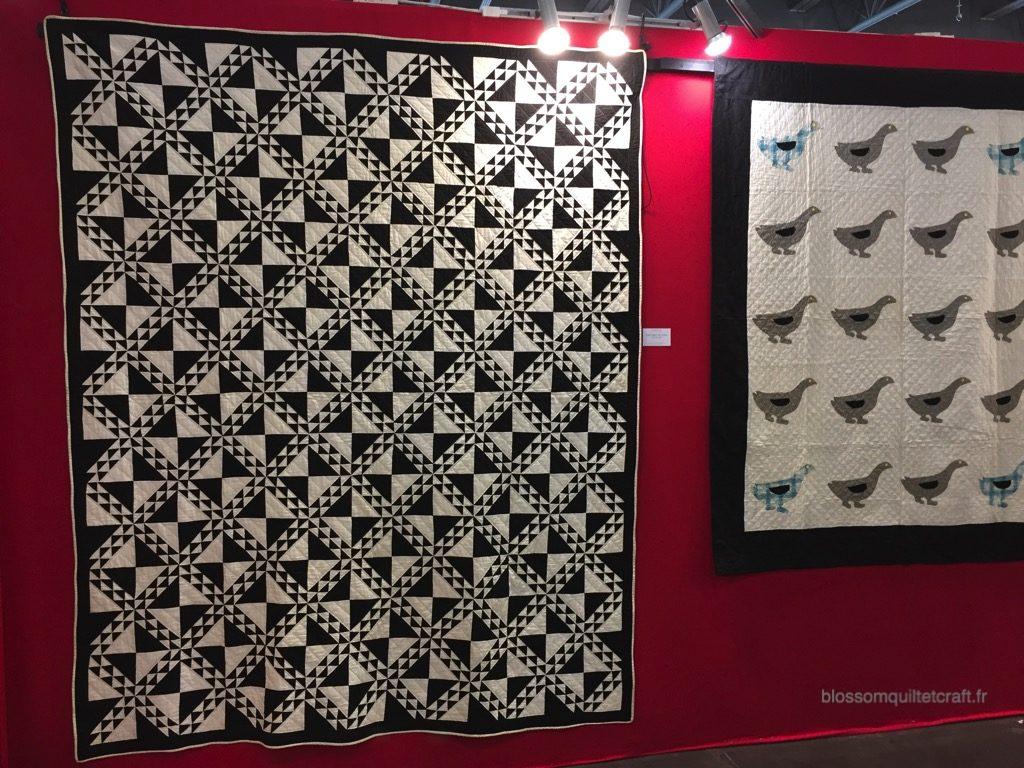 Expo quilts Pour 'amour du fil