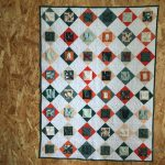 patchwork piqué libre moderne