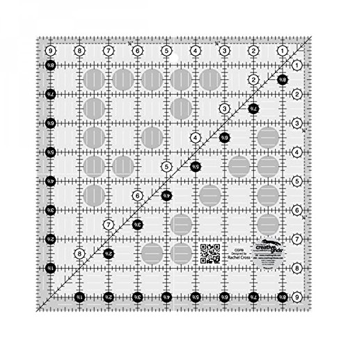 9½ Inch x 9½ Inch Square