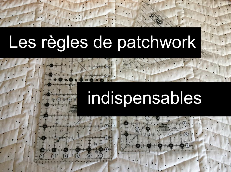 Les règles patchwork Creative Grids