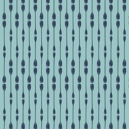 Art gallery Fabrics CTR - Paddle Rows