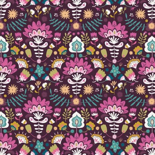 Art gallery Fabrics Efflorescent Opulent