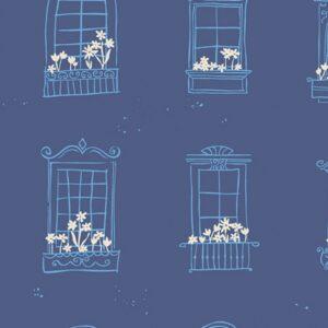 Art gallery Fabrics Vienna Moonlight