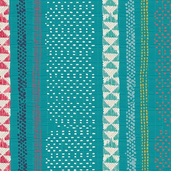 Art gallery Fabrics Woven Trails Lagoon