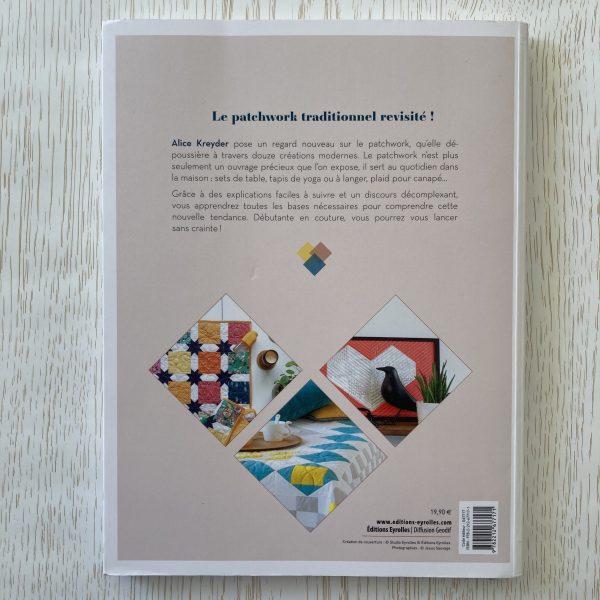 Patchwork Moderne Livre Alice Blossom Quilt et Craft