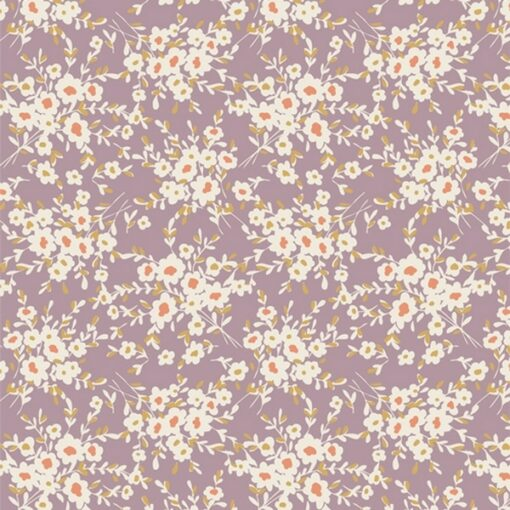 Calico Days Lavender art gallery fabrics