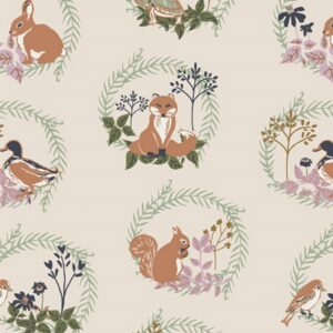 Forest Friends Art Gallery Fabrics