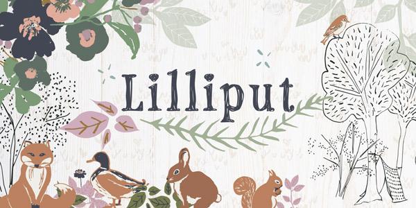 Art Gallery Fabrics Lilliput