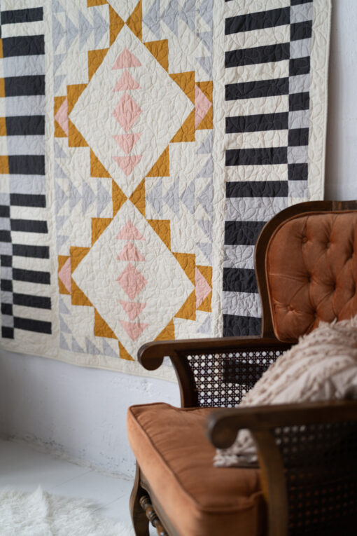 Open the road modele patchwork moderne