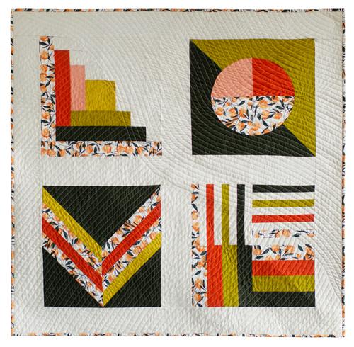 kit patchwork LOVE