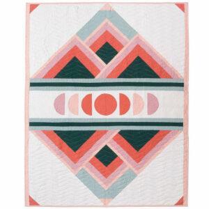 kit patchwork modern summer solstice