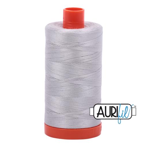 Aurifil 1300m Aluminium (2615)